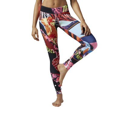 REEBOK Reversible Yoga Pants